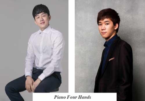Piano Four Hands - February