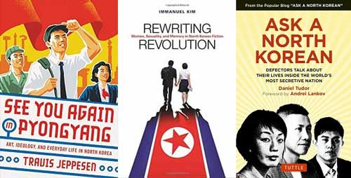 DPRK books