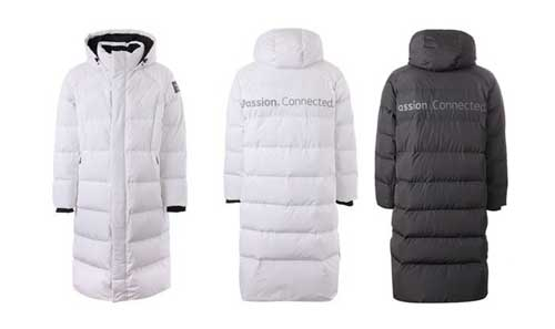 Pyeongchang bench coat