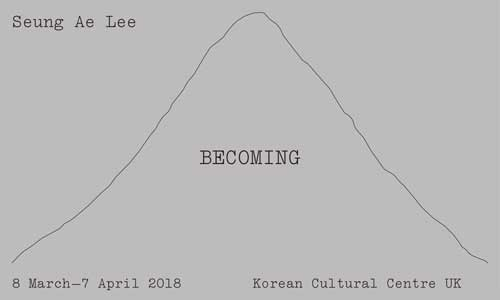 Seaung Ae Lee: Becoming