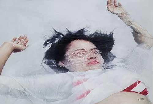 Kim Jin-nam: Unrest1 (2016)