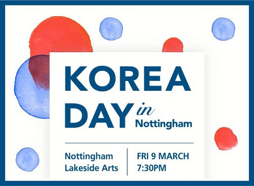 Nottingham Korea day
