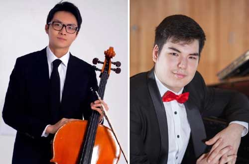 Yong-Jun Lee cello | Alim Beisembayev piano