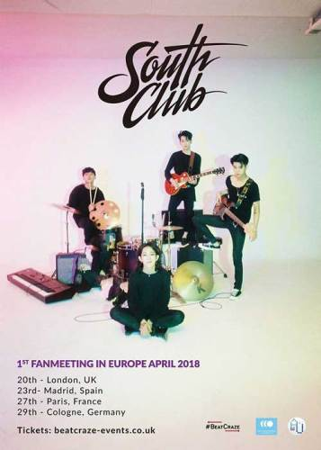 South Club poster
