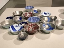 Lee Seyong: decorated bowls