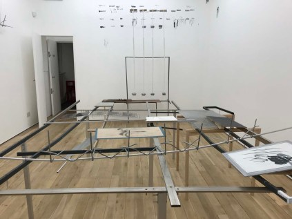 Jewyo Rhii: The Day 3, Walls and Barbed – at Amanda Wilkinson Gallery