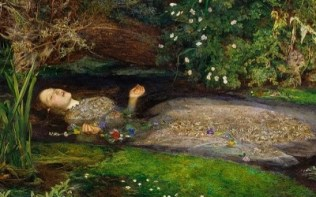 "The death of the maiden in ""Ophelia"""