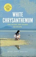 White Chrysanthemum - UK cover