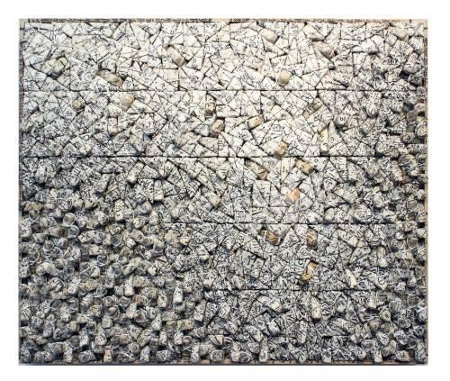 Chun Kwang-young:  Aggregation 15-A031 (2015)