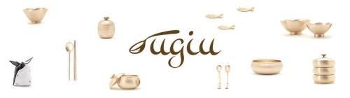 Ugiu banner and logo