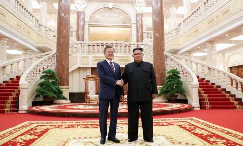 Pyongyang Summit