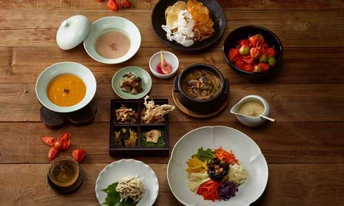 Featured image for post: Korean Temple Food Demonstration by Balwoo Gongyang