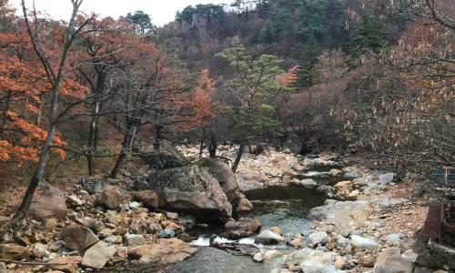 Daewonsa Gyegok Valley