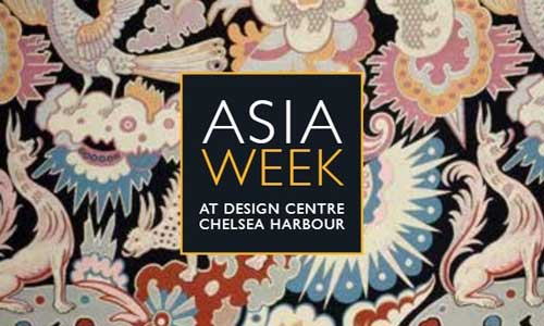 Post image for Asia Week at Design Centre Chelsea Harbour