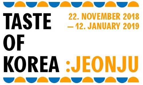 Taste of Korea: Jeonju (banner)