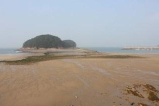 Chollipo beach