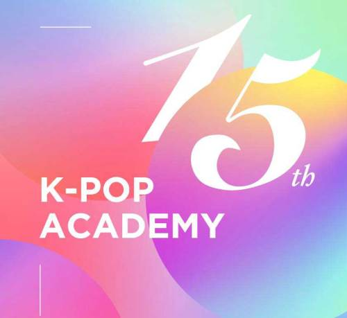 15th Kpop Academy graphic