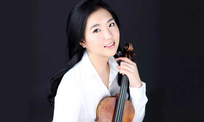 KCC February House Concert: Anna Lee (Violin)