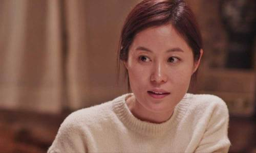 Moon Sori in The Running Actress