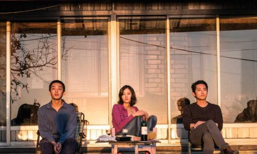 Featured image for post: Lee Chang-dong's Burning – Theatrical release