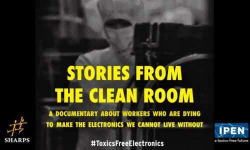 Featured image for post: Screening: Stories from the Clean Room