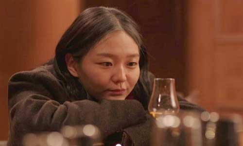Esom (Lee So-young) as Miso in Microhabitat