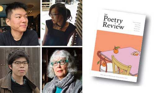 Post image for The Poetry Review Winter edition launch