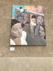 Minjoo Kim: Invisible Wall (2017)