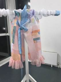 Hanbok design by Joy Julius, Yujin Lee & Kristin Manolova