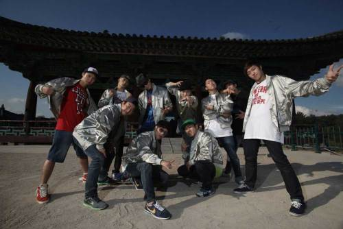 Jinjo Crew