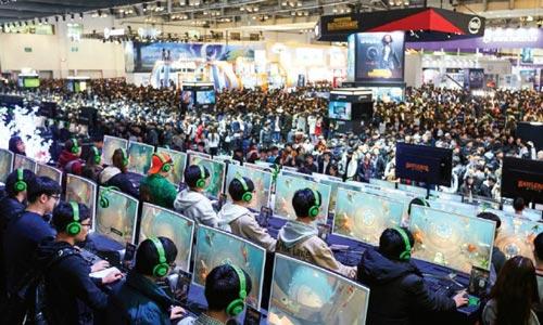 Korean video gaming