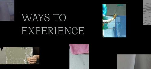Ways to Experience poster
