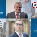 Thumbnail for post: BKS / Chatham House Korean Ambassadors talk: the podcast