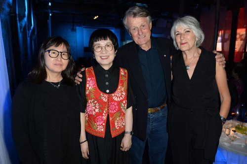 Scott Griffin presents the 2019 Griffin Poetry Prize winners: Don Mee Choi and Kim Hyesoon for Autobiography of Death and Eve Joseph for Quarrels
