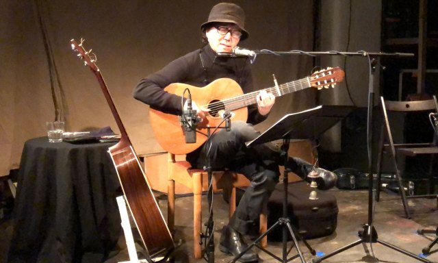 Kim Doo Soo at Cafe OTO, 14 October 2019