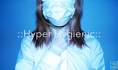 Hyper Hygienic graphic