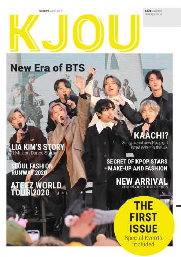 K-Jou issue 1