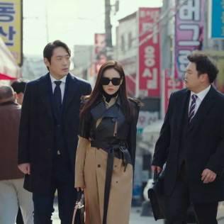 Yoon Seri wears Bottega Veneta