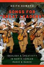 "Thumbnail for post: Songs for ""Great Leaders"": Ideology and Creativity in North Korean Music and Dance"