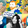 Thumbnail for post: The Drawing Hand: In Conversation With Illustrator Jieun Kim