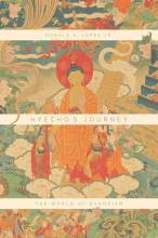 Cover artwork for book: Hyecho's Journey: The World of Buddhism