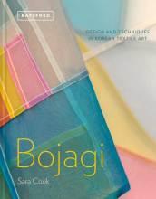 Cover artwork for book: Bojagi – Korean Textile Art: technique, design and inspiration
