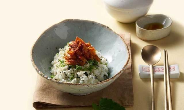 Korean Cuisine flyer
