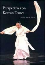 Cover artwork for book: Perspectives on Korean Dance