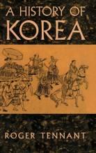 Cover artwork for book: A History of Korea