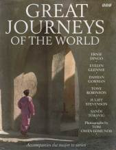 Cover artwork for book: Great Journeys of the World