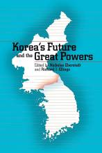 Cover artwork for book: Korea's Future and the Great Powers