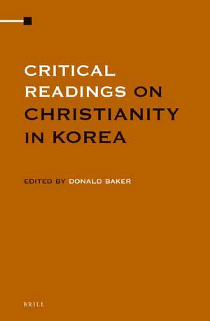 Critical Readings on Christianity in Korea