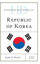 Thumbnail for post: Historical Dictionary of the Republic of Korea
