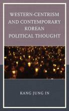 Cover artwork for book: Western-Centrism and Contemporary Korean Political Thought